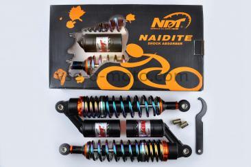 Амортизаторы (пара)   Delta   330mm, газомасляные   (плазма)   NDT