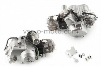Двигатель   ATV 110cc   (АКПП, 3 передача вперед и 1 назад)   TZN