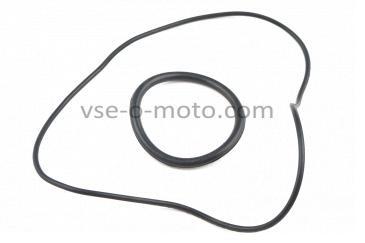 Кольца уплотнительные крышки корпуса мотопомпы 2