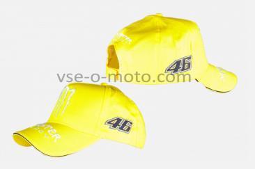 Бейсболка   MONSTER ENERGY   (желтая 100% хлопок)