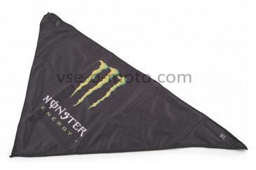 Бандана   (MONSTER ENERGY, черная, mod:WL-ED003)   KML