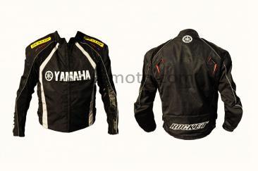 Мотокуртка   YMH   (текстиль) (mod:1, size:XL, черная)