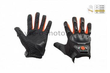 Перчатки   SCOYCO   (mod:HD-09, size:XL, красные, текстиль)