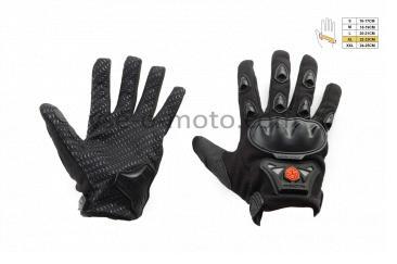 Перчатки   SCOYCO   (mod:HD-09, size:XL, черные, текстиль)