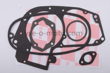 Прокладки двигателя   (набор)   ВОСХОД   ZEV