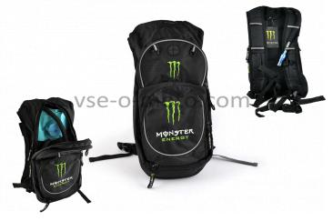 Рюкзак   MONSTER ENERGY   (mod:B-5, поилка, термобарьер)