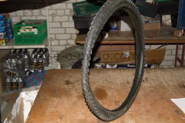 Велосипедная шина   26   (mod:2)   BDRK